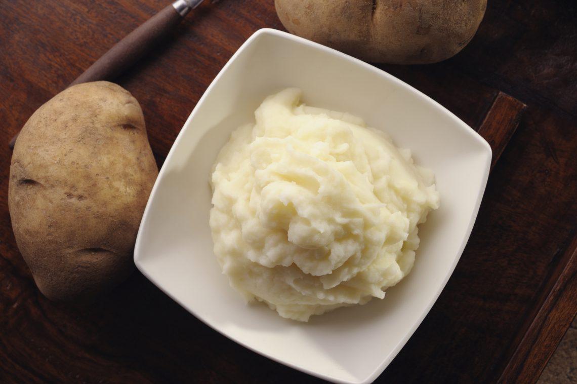 Come fare il purè di patate