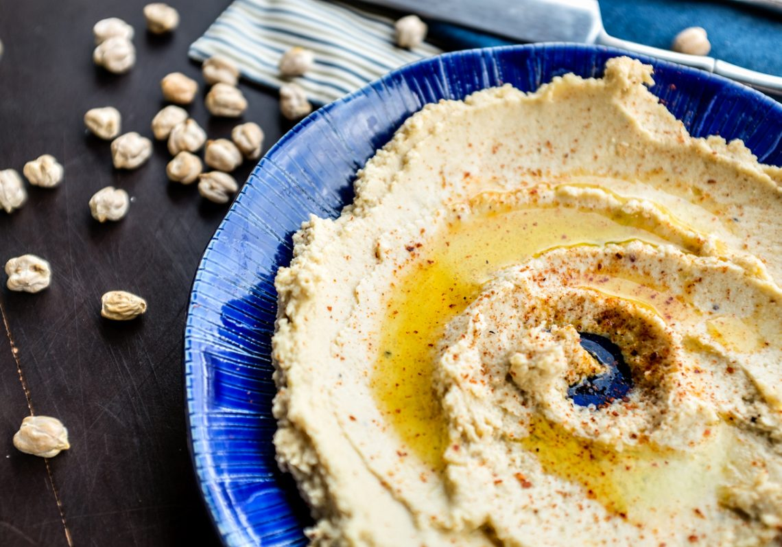 Come fare l'hummus, la ricetta