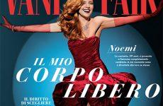 Noemi racconta la sua metamorfosi su Vanity Fair