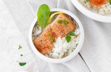 filetti di pesce in vasocottura, marinati all