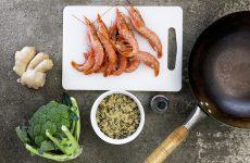 Ricetta Riso saltato con broccoli e gamberi