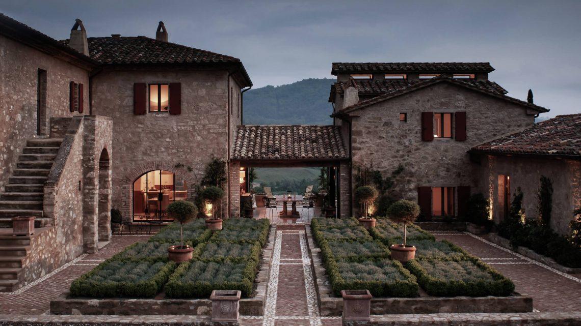 Vacanze al castello bio - La Cucina Italiana