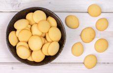 la ricetta dei biscottini semplici e deliziosi