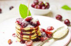 Pancakes o crepes integrali - Cucinare sano e gustoso