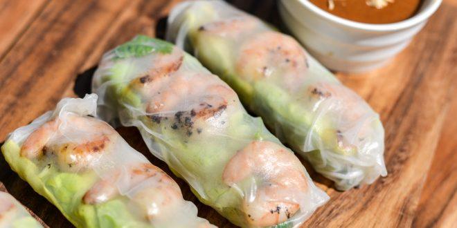 Summer Rolls Vietnamiti: la ricetta