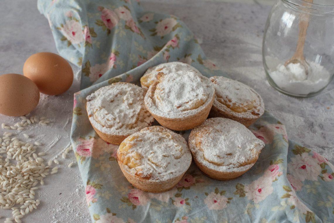 la ricetta dei dolcetti tipici fiorentini