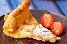 la ricetta dei pancakes al forno soffici e senza lievito