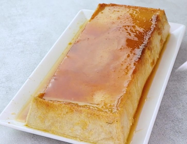 la ricetta del dolce al cucchiaio semplice e delizioso