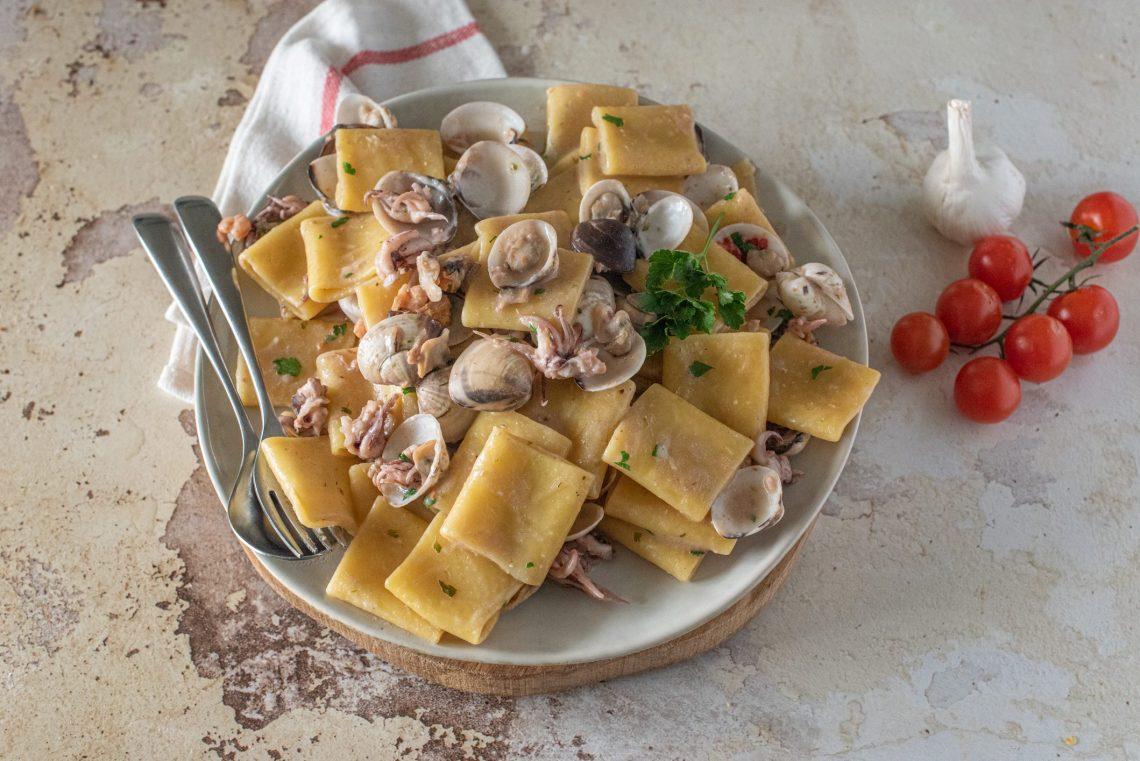 la ricetta del piatto gustoso e fragrante