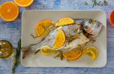 la ricetta del secondo di pesce semplice e fragrante