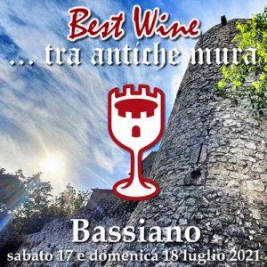 BASSIANO BEST WINE 2021 INST TRA ANTICHE MURA