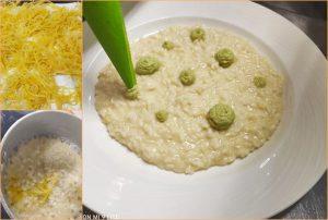 preparazione riso carnaroli