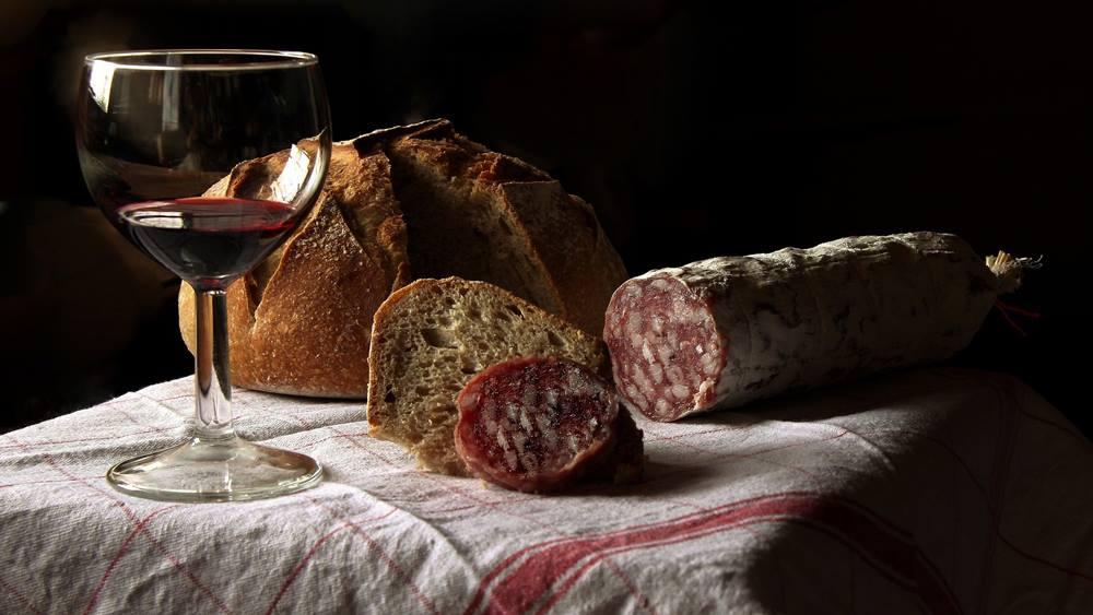 vini e prodotti tipici